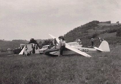 Spatz Scheißerla anno 1960